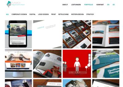 Design Agency – Tunack