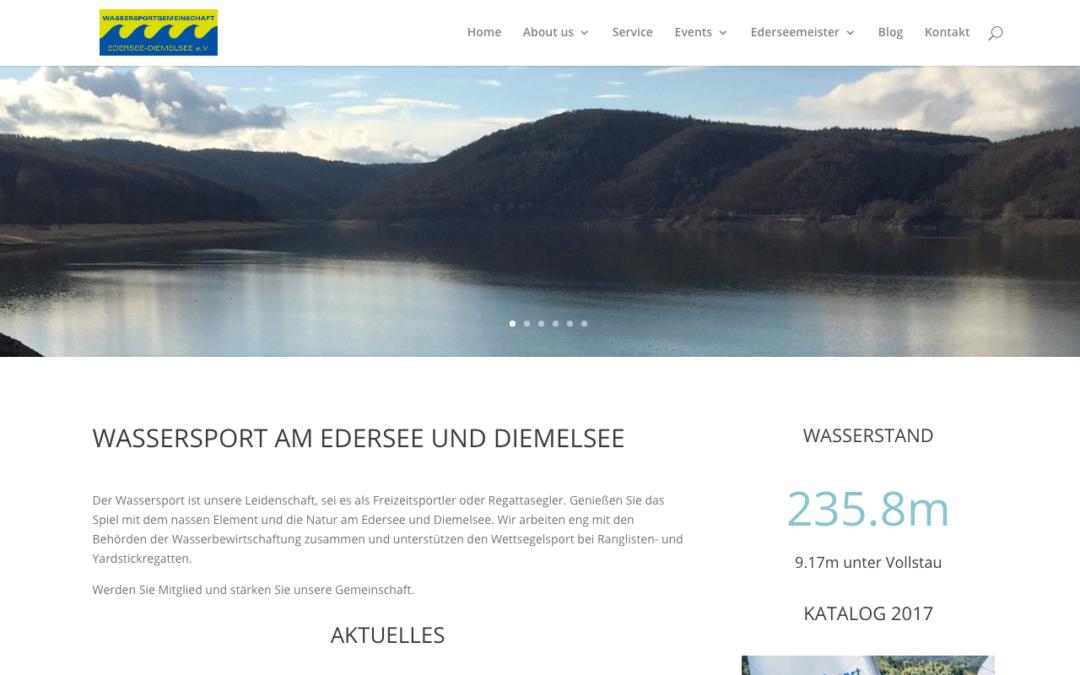 Wassersportgemeinschaft Edersee – Diemelsee e.V.